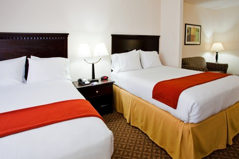 Holiday Inn Express Hotel & Suites Bartow - Holiday Inn Express Bartow Double Bed Guest Room