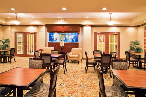 Holiday Inn Express Hotel & Suites Bartow - Holiday Inn Express Bartow Breakfast Area