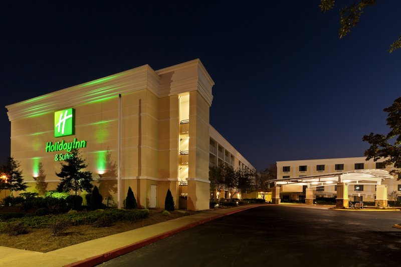 Holiday Inn Atlanta Airport North Fasad