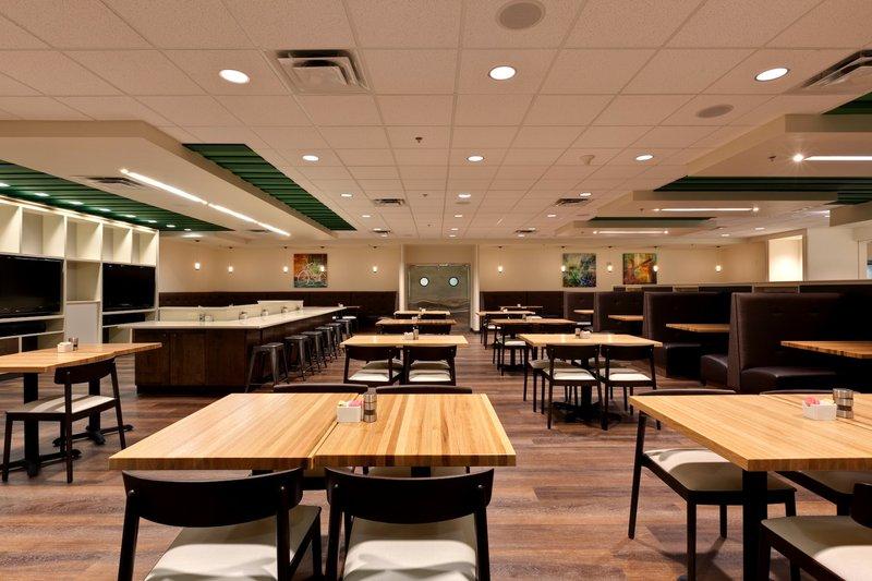 Holiday Inn Atlanta Airport North Restaurang