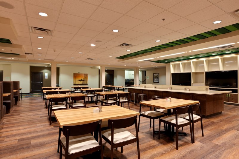 Holiday Inn Atlanta Airport North Restaurang
