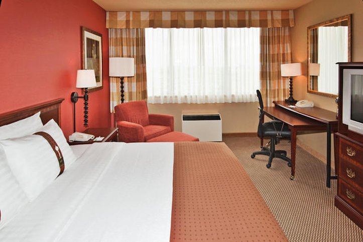Holiday Inn Toronto International Airport Szobakilátás