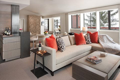 The Little Nell - The Little Nell Luxury Suite