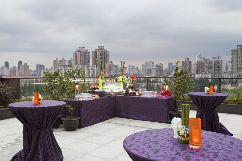 Crowne Plaza Hotel Shanghai Egyéb