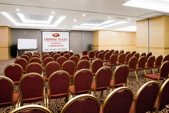 Crowne Plaza Hotel Shanghai Konferenciaterem