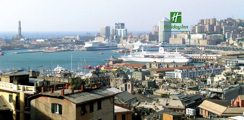 Holiday Inn Genoa City Dış görünüş