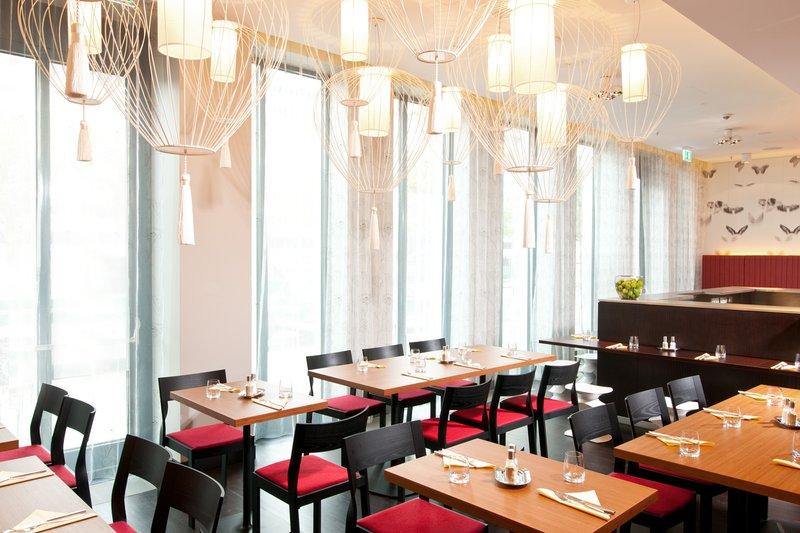 Hotel Holiday Inn Berlin - Centre Alexanderplatz Restaurantes finos
