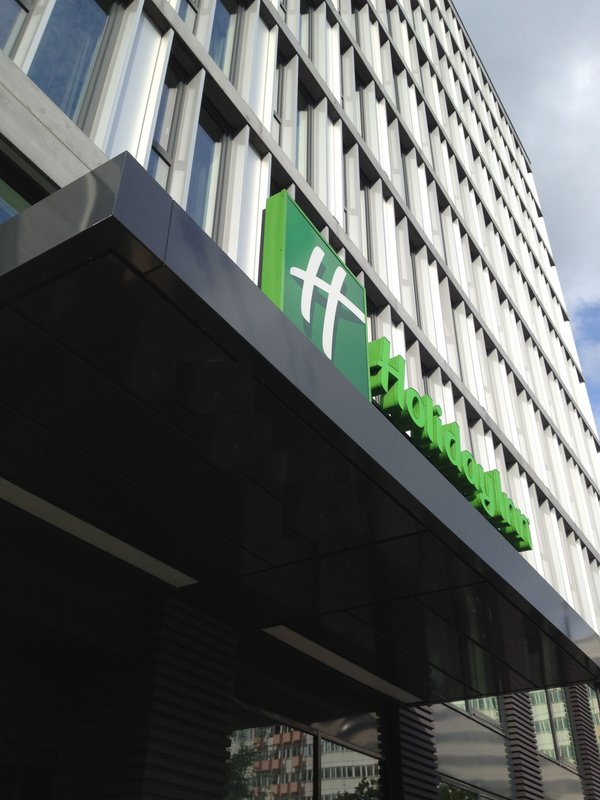 Hotel Holiday Inn Berlin - Centre Alexanderplatz Fachada do hotel