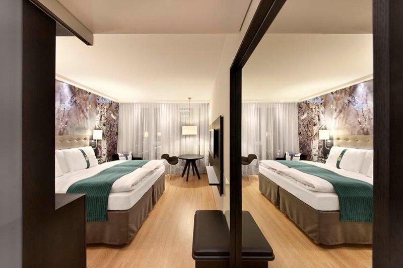 Hotel Holiday Inn Berlin - Centre Alexanderplatz Quarto Deluxe