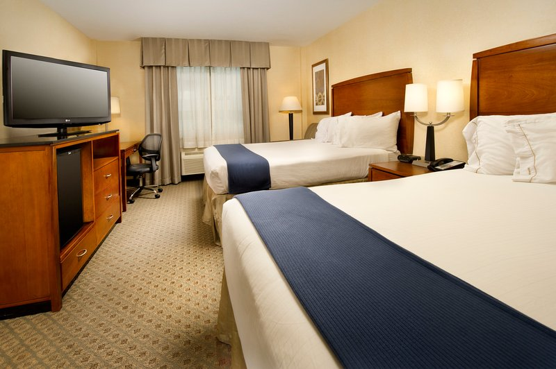 Holiday Inn Express Baltimore At the Stadiums Kameraanzicht
