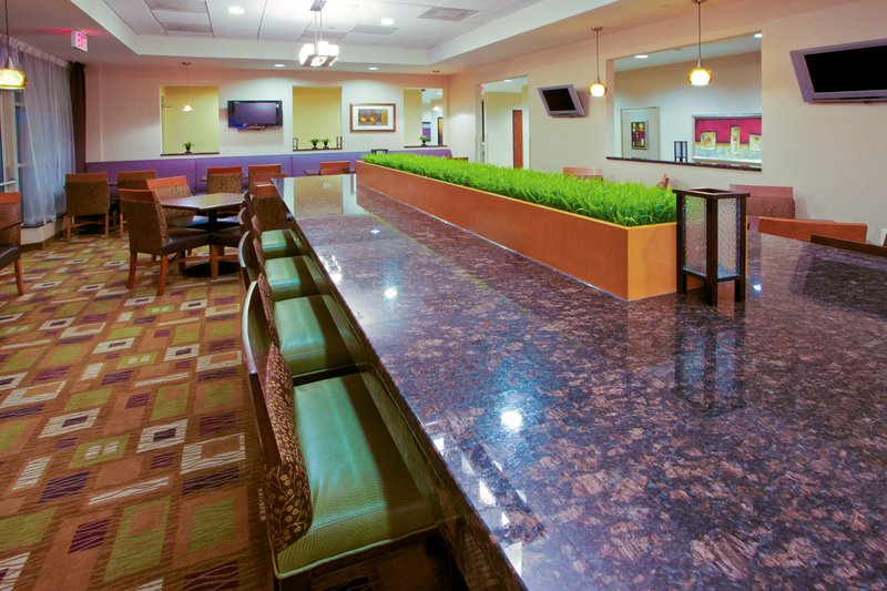 Holiday Inn Express Baltimore At the Stadiums Gastronomie