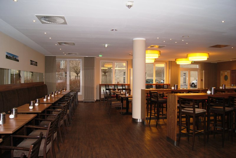 Hotel Holiday Inn Express Berlin City Centre-West Restaurante