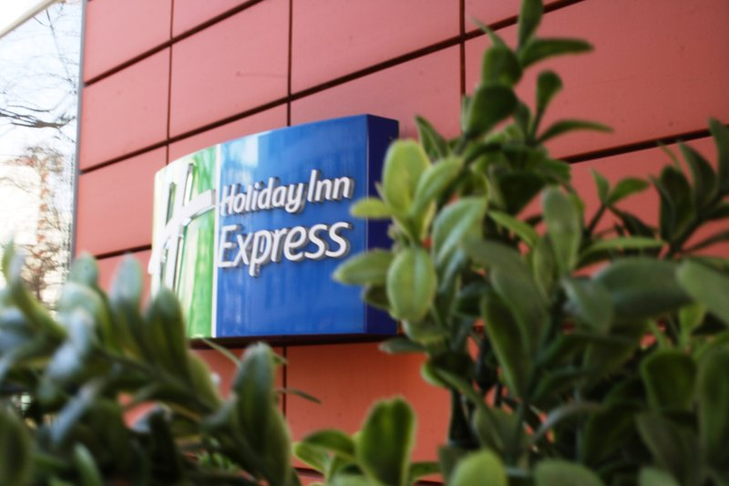 Hotel Holiday Inn Express Berlin City Centre-West Fachada do hotel