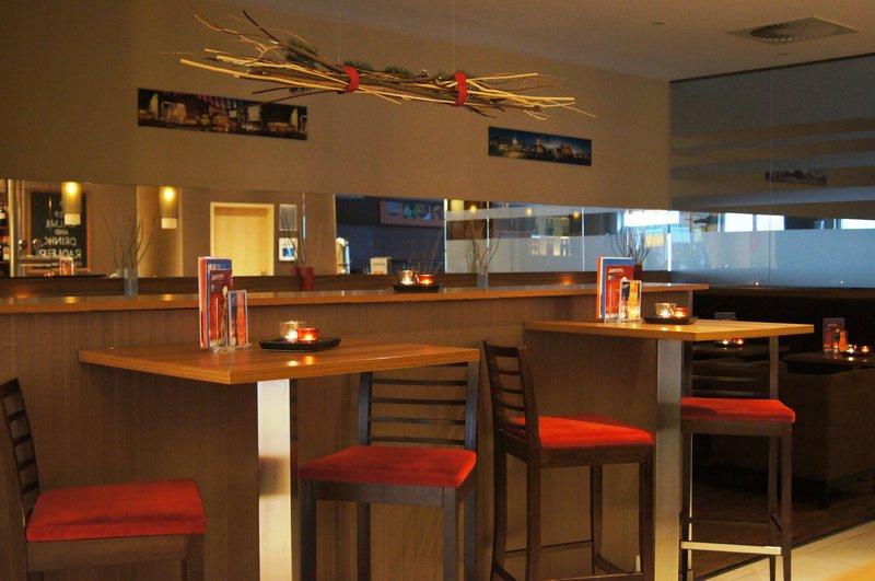 Hotel Holiday Inn Express Berlin City Centre-West Sala de estar do saguão