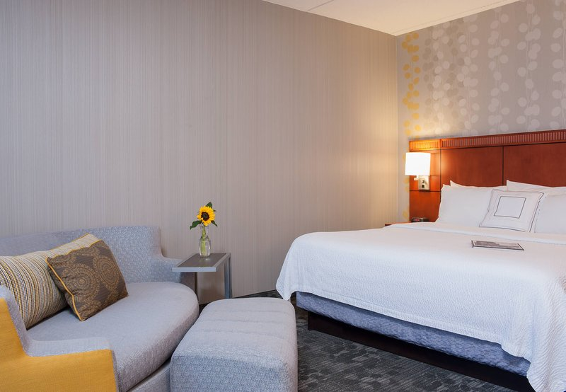 Courtyard by Marriott Chicago Glenview Pokoj