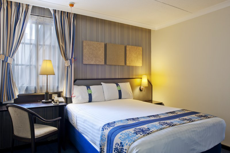 Holiday Inn Glasgow City Centre-Theatreland 客房视图