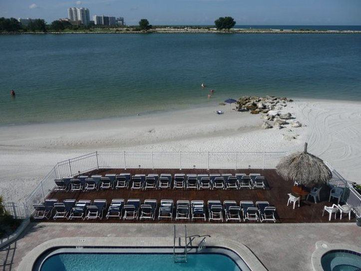 Gulfview Hotel On The Beach Clearwater Beach