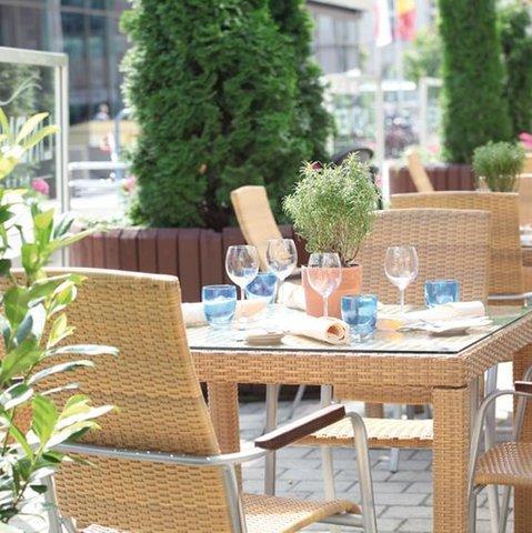 Lindner Congress Hotel Cottbus - Terrace