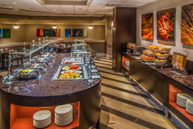 Crowne Plaza Hotel  Los Angeles-Intl. Airport 餐饮设施