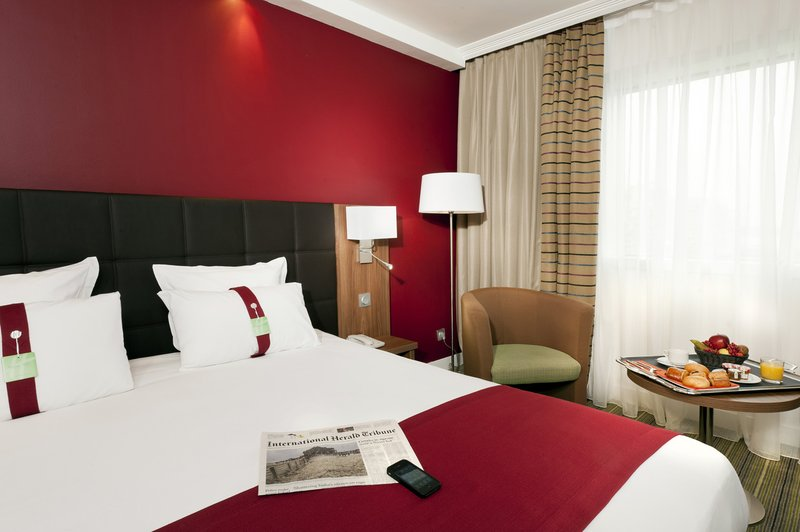 Holiday Inn Paris - Marne La Vallee Zimmeransicht