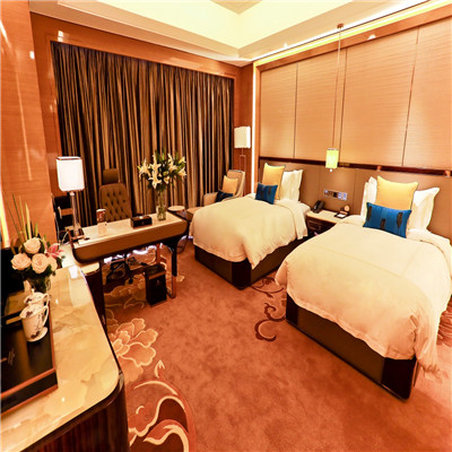 Jin Jiang International Hotel Urumqi - Deluxe Twin Room