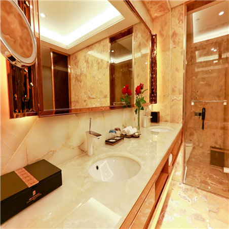 Jin Jiang International Hotel Urumqi - Guestroom Bathroom