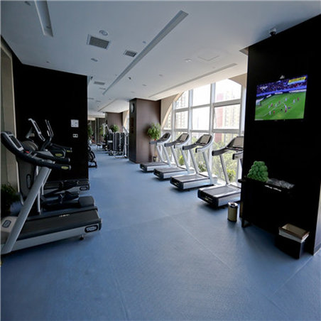 Jin Jiang International Hotel Urumqi - GYM