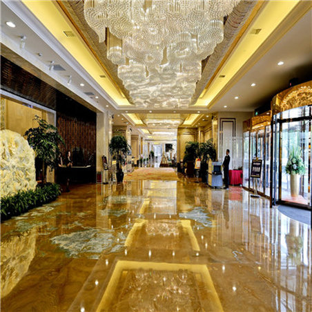 Jin Jiang International Hotel Urumqi - Lobby
