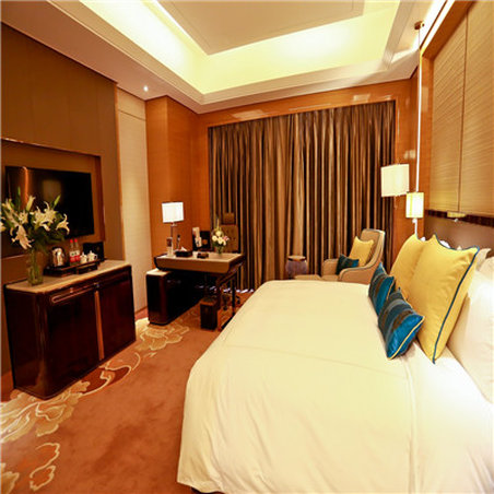 Jin Jiang International Hotel Urumqi - Superior King Room