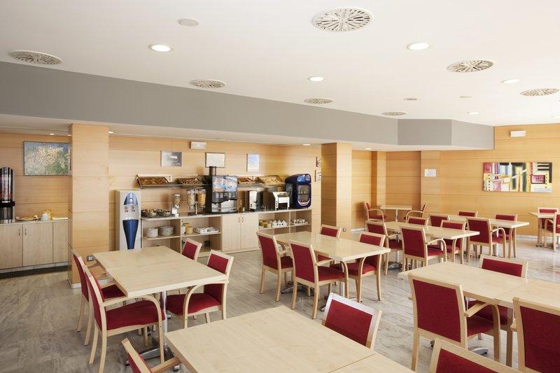 Holiday Inn Express Montmelo Ravintolat