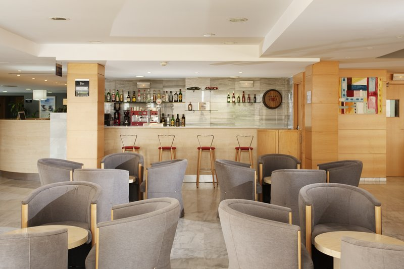 Holiday Inn Express Montmelo Baari/lounge