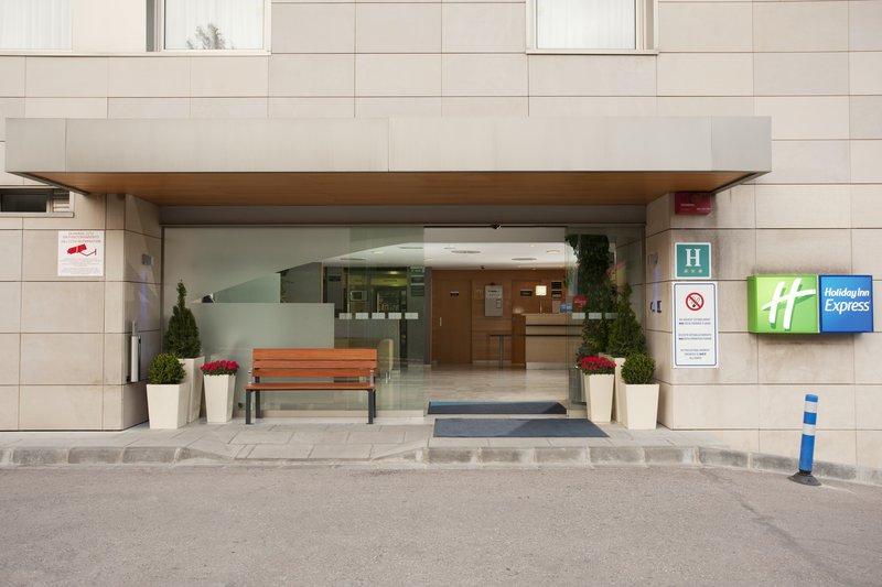 Holiday Inn Express Montmelo Widok z zewnątrz