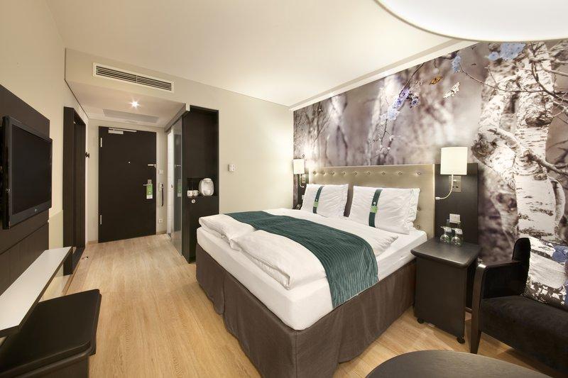 Hotel Holiday Inn Berlin - Centre Alexanderplatz Quarto