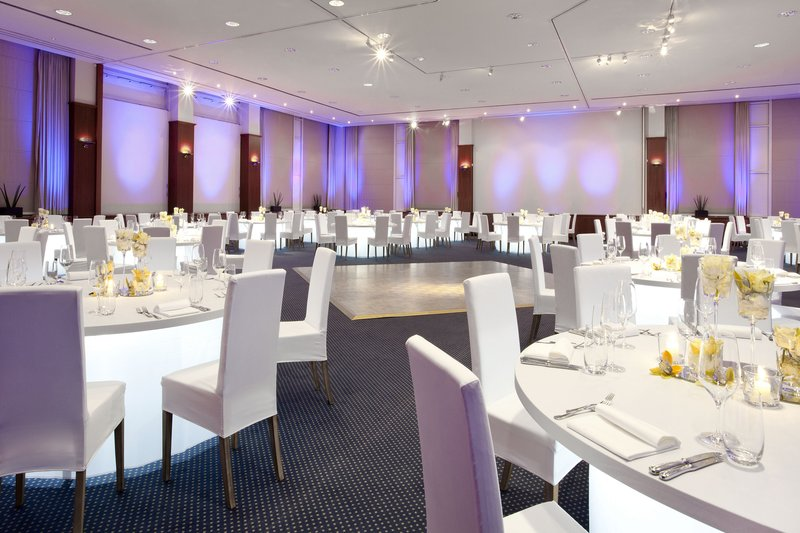 Crowne Plaza Berlin City Centre Konferenční sál