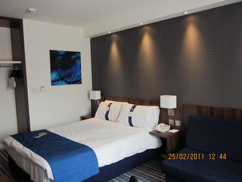 Holiday Inn Express Cambridge-Duxford Vista do quarto