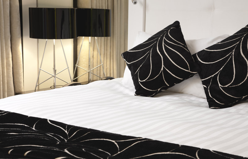 Crowne Plaza Hotel Manchester City Centre Вид в номере