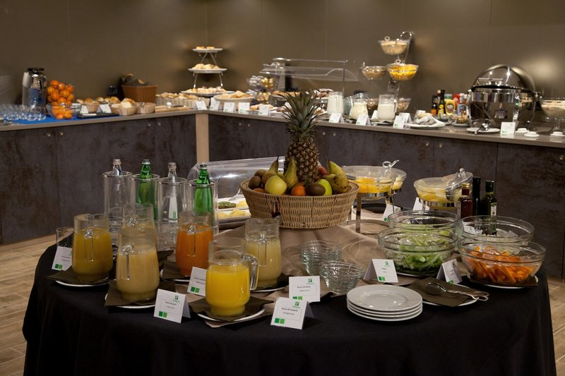 Holiday Inn Rome - Pisana Gastronomie