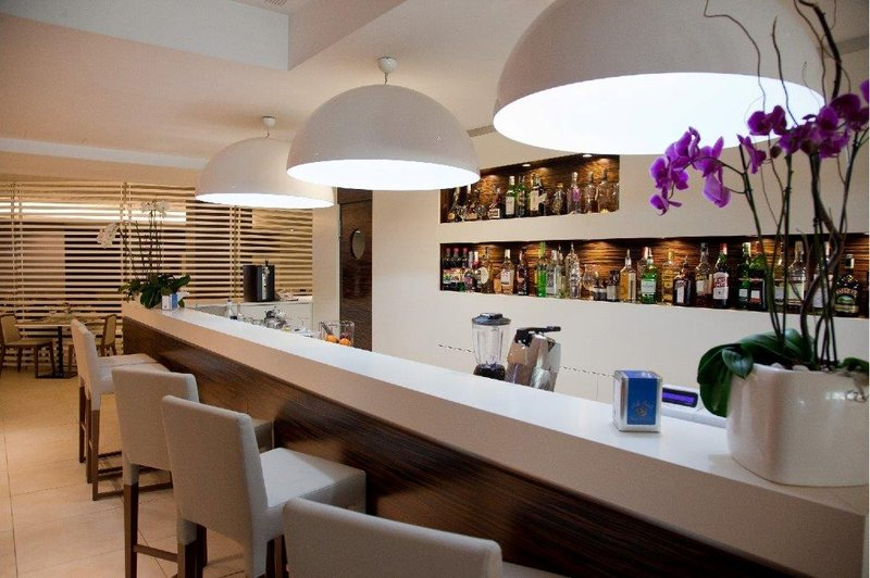 Holiday Inn Rome - Pisana Bar/Lounge