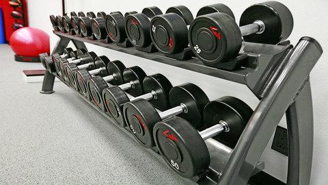Crowne Plaza Suites ARLINGTON - BALLPARK - STADIUM - Fitness Center