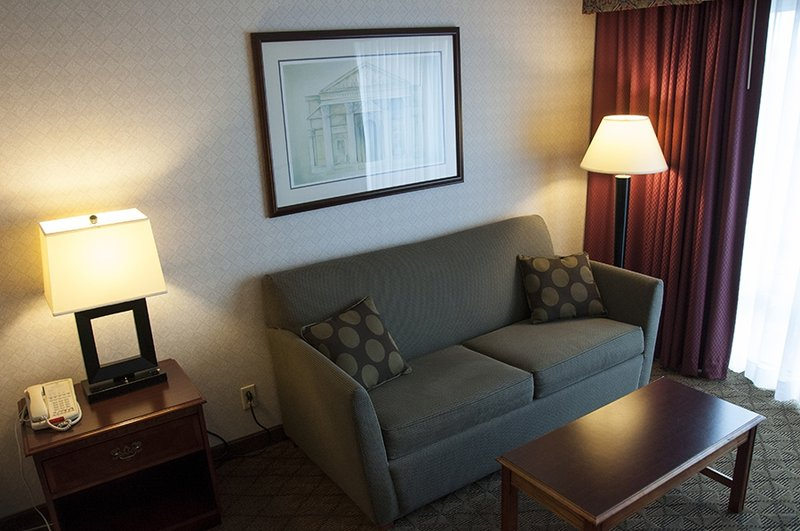 Holiday Inn University Plaza-Bowling Green Zimmeransicht
