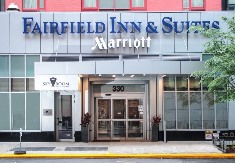 Fairfield Inn New York Manhattan/Times Square South Vista esterna
