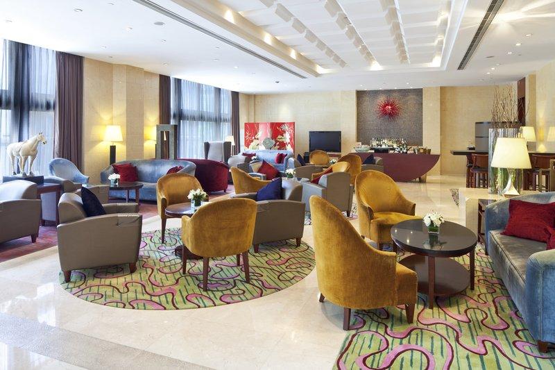 Crowne Plaza Hotel Century Park Shanghai Bar/Lounge