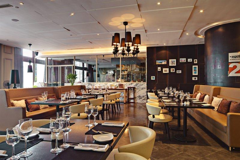 Crowne Plaza Hotel Century Park Shanghai Gastronomie