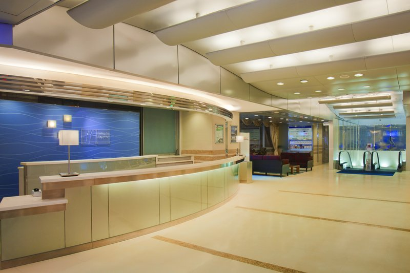 Holiday Inn Express Causeway Bay Lobby