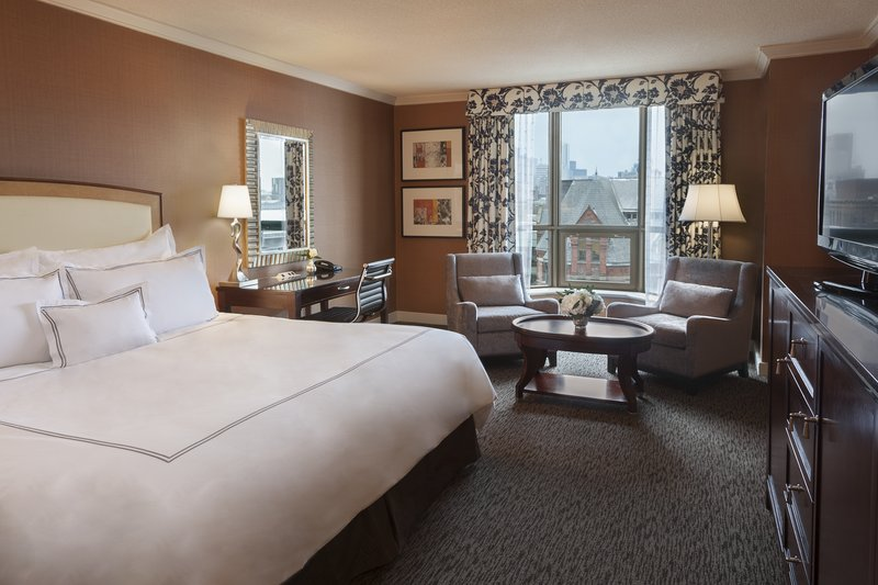InterContinental Toronto Zimmeransicht