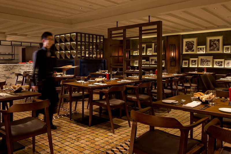 InterContinental Grand Stanford Hong Kong Gastronomia