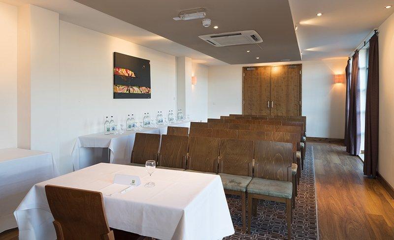Holiday Inn Manchester-Central Park Toplantı salonu