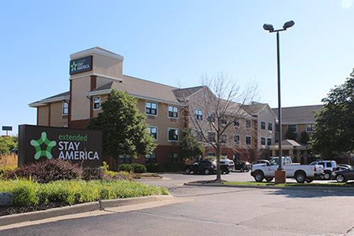 Extended StayAmerica Dayton - North Außenansicht