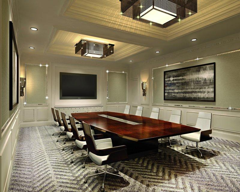 The Ritz-Carlton San Francisco Tagungsraum
