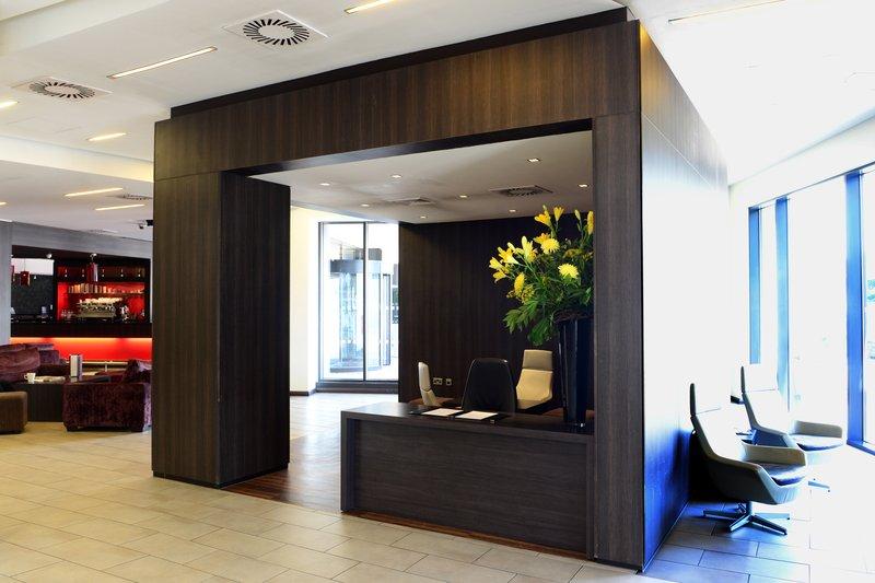 Crowne Plaza Hotel Birmingham City Centre Restaurang